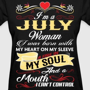JULY WOMAN T-Shirts - Women's T-Shirt