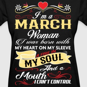 MARCH  WOMAN T-Shirts - Women's T-Shirt