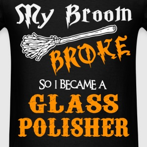Glass Polisher - Men's T-Shirt