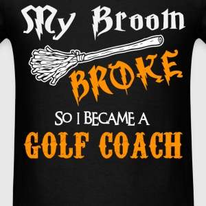 Golf Coach - Men's T-Shirt