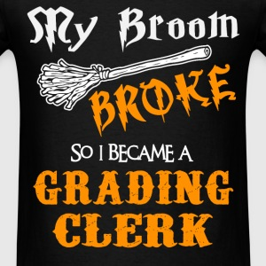 Grading Clerk - Men's T-Shirt