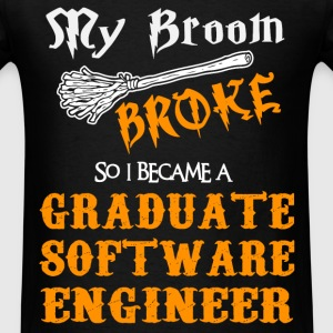 Graduate Software Engineer - Men's T-Shirt