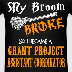 Grant Project Assistant Coordinator - Men's T-Shirt