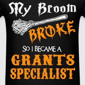 Grants Specialist - Men's T-Shirt