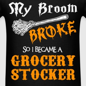 Grocery Stocker - Men's T-Shirt