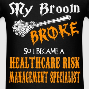 Healthcare Risk Management Specialist - Men's T-Shirt