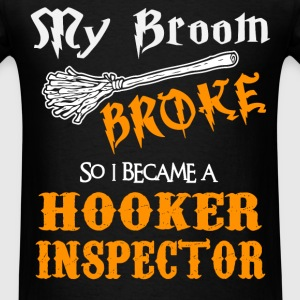Hooker Inspector - Men's T-Shirt
