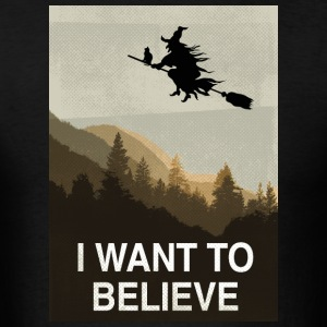 Halloween: I want to believe T-Shirts - Men's T-Shirt