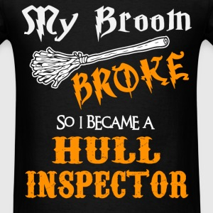 Hull Inspector - Men's T-Shirt