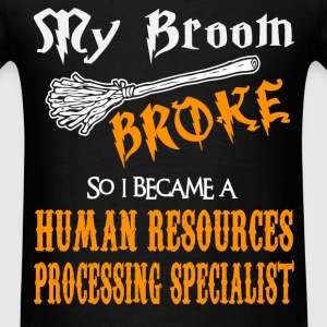 Human Resources Processing Specialist - Men's T-Shirt