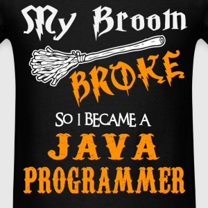 Java Programmer - Men's T-Shirt