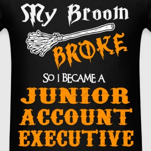Junior Account Executive - Men's T-Shirt