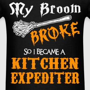 Kitchen Expediter - Men's T-Shirt