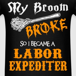 Labor Expediter - Men's T-Shirt