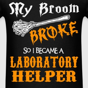 Laboratory Helper - Men's T-Shirt