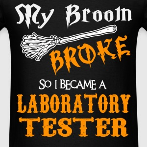 Laboratory Tester - Men's T-Shirt