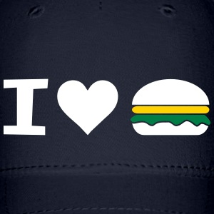 I Love Hamburger Sportswear - Baseball Cap