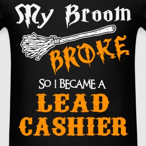 Lead Cashier - Men's T-Shirt
