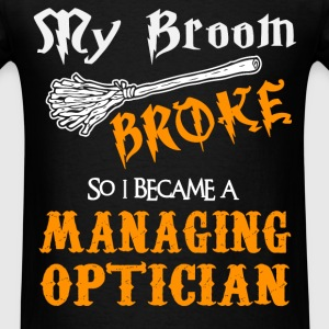 Managing Optician - Men's T-Shirt