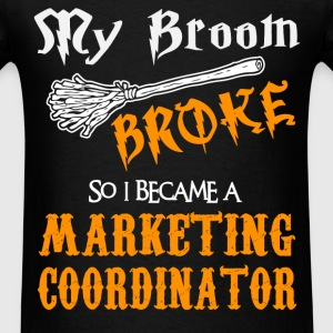 Marketing Coordinator - Men's T-Shirt