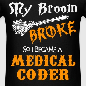 Medical Coder - Men's T-Shirt