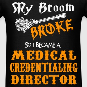 Medical Credentialing Director - Men's T-Shirt