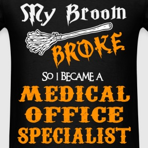 Medical Office Specialist - Men's T-Shirt