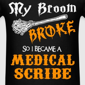 Medical Scribe - Men's T-Shirt