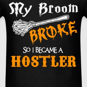 Hostler - Men's T-Shirt