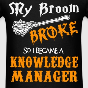 Knowledge Manager - Men's T-Shirt