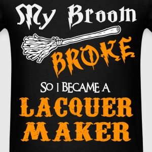 Lacquer Maker - Men's T-Shirt