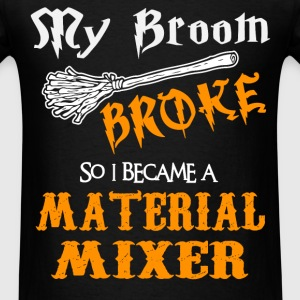 Material Mixer - Men's T-Shirt
