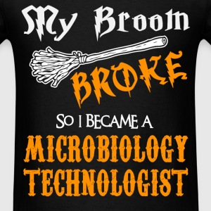 Microbiology Technologist - Men's T-Shirt