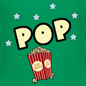 Pop corn Baby & Toddler Shirts - Toddler Premium T-Shirt