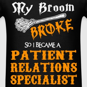 Patient Relations Specialist - Men's T-Shirt