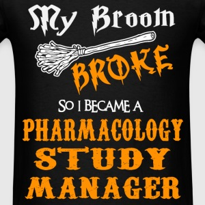 Pharmacology Study Manager - Men's T-Shirt