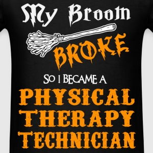 Physical Therapy Technician - Men's T-Shirt