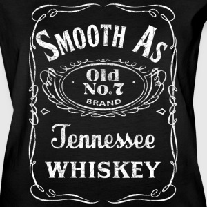 As Smooth As Tennessee Whiskey Baseball Tee - Women's Vintage Sport T-Shirt