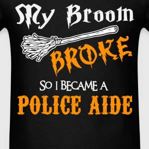 Police Aide - Men's T-Shirt