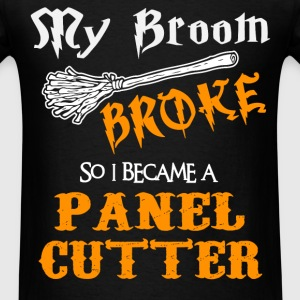 Panel Cutter - Men's T-Shirt