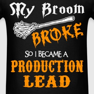 Production Lead - Men's T-Shirt