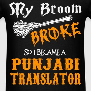 Punjabi Translator - Men's T-Shirt