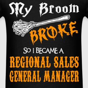 Regional Sales General Manager - Men's T-Shirt