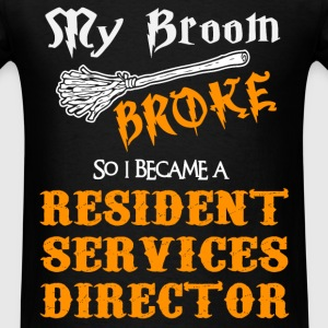 Resident Services Director - Men's T-Shirt