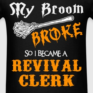 Revival Clerk - Men's T-Shirt