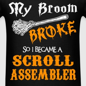Scroll Assembler - Men's T-Shirt