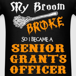 Senior Grants Officer - Men's T-Shirt