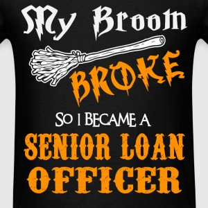 Senior Loan Officer - Men's T-Shirt