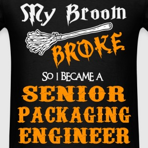Senior Packaging Engineer - Men's T-Shirt