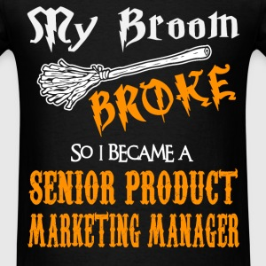 Senior Product Marketing Manager - Men's T-Shirt
